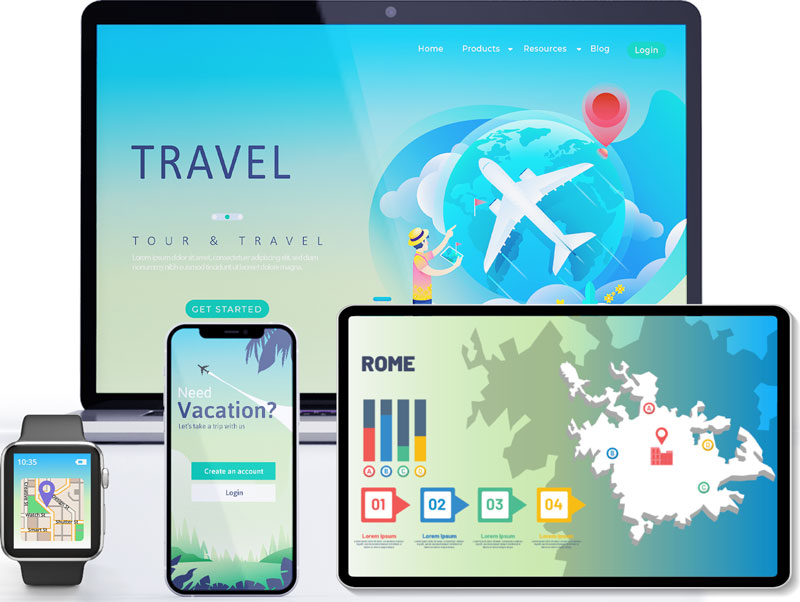Travel and Tourism - Bigscal